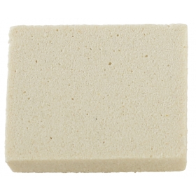 Eraser stone for suede and nubuck