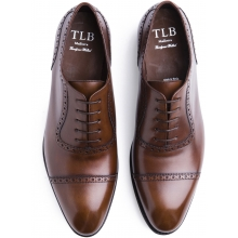TLB Adelaide Old England Medium Brown