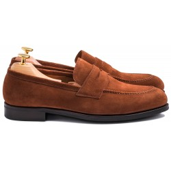 Skolyx Penny Loafer Polo Suede