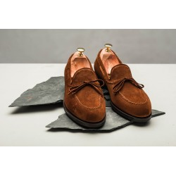 Skolyx String Loafer Polo Suede