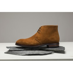 TLB Chukka Boot Light Brown Suede