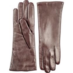 Handskar Hestra dam burgundy med kashmirfoder