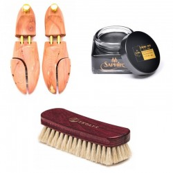 Small shoe care package