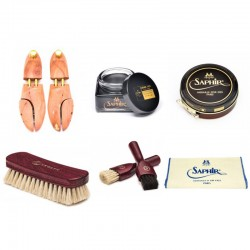 Shoe care package start