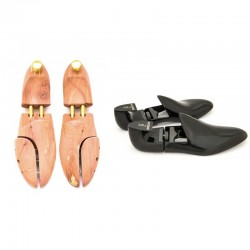 Shoe tree package - 6 pairs of shoe trees