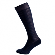 Ribbed Wool socks