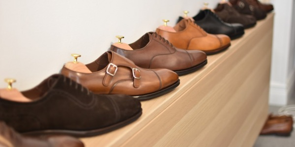 Our shoes are now available in Gothenburg at Rob & Co