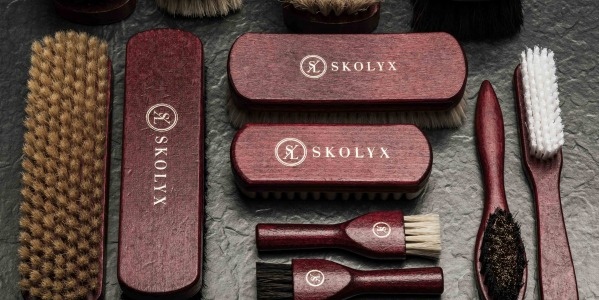 Our own range of high quality shoe brushes